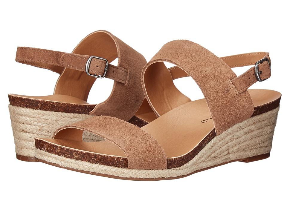 Lucky Brand - Jette (Sesame) Women's Shoes