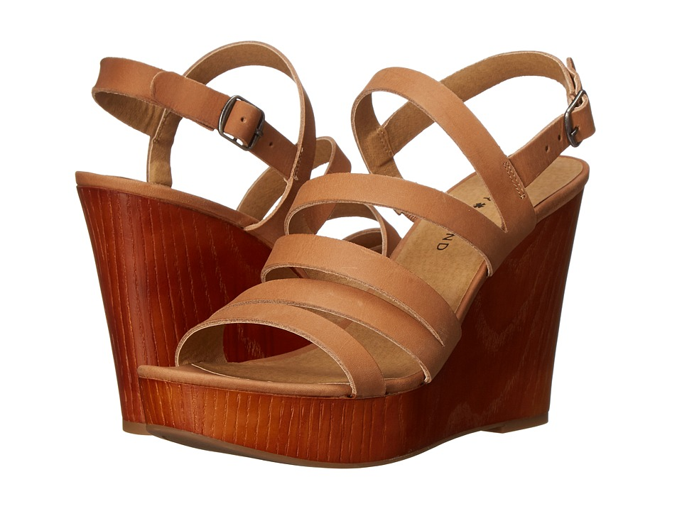 Lucky Brand - Larinaa (Clay) Women's Shoes