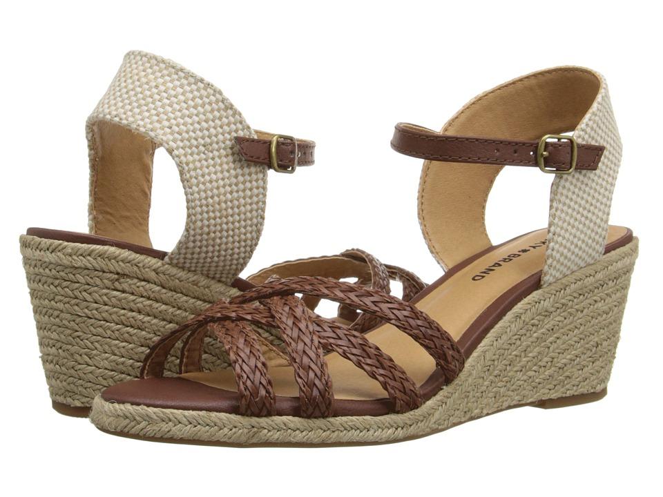 Lucky Brand - Kalley 2 (Dark Almond) Women's Boots