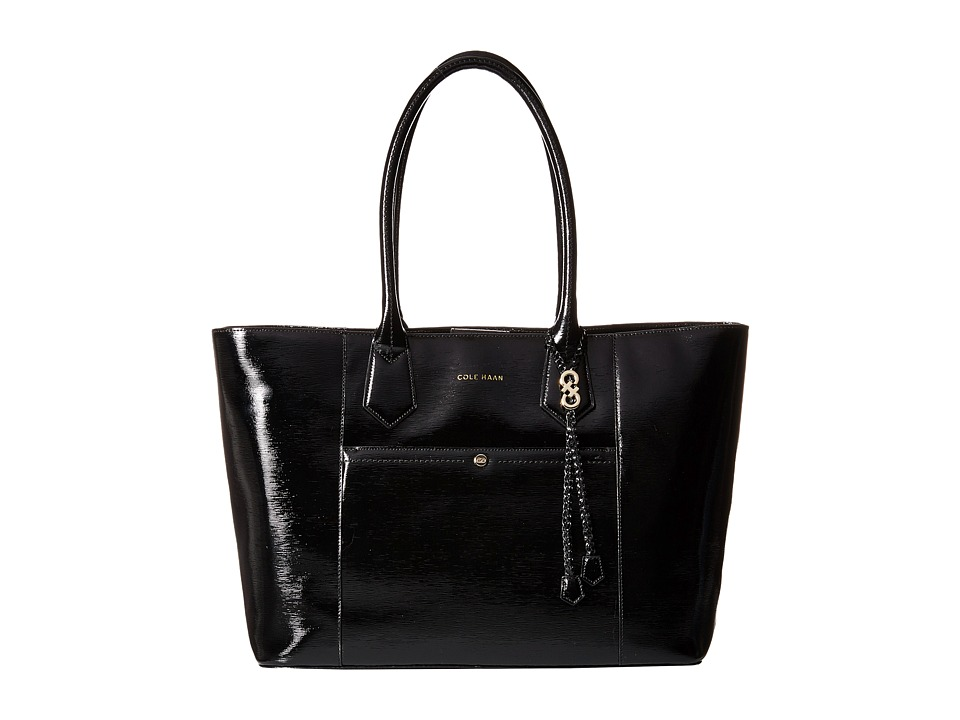 Cole Haan - Mila Tote (Black) Tote Handbags