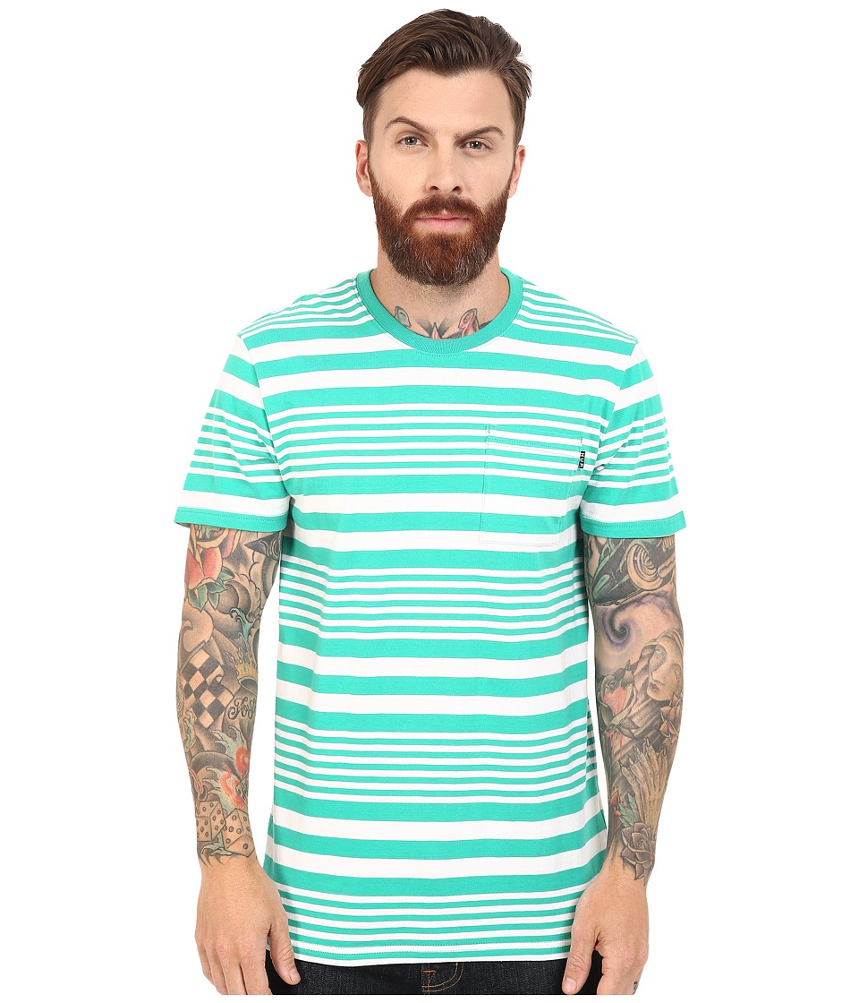 HUF - Barfly Pocket Tee (Emerald) Men's T Shirt