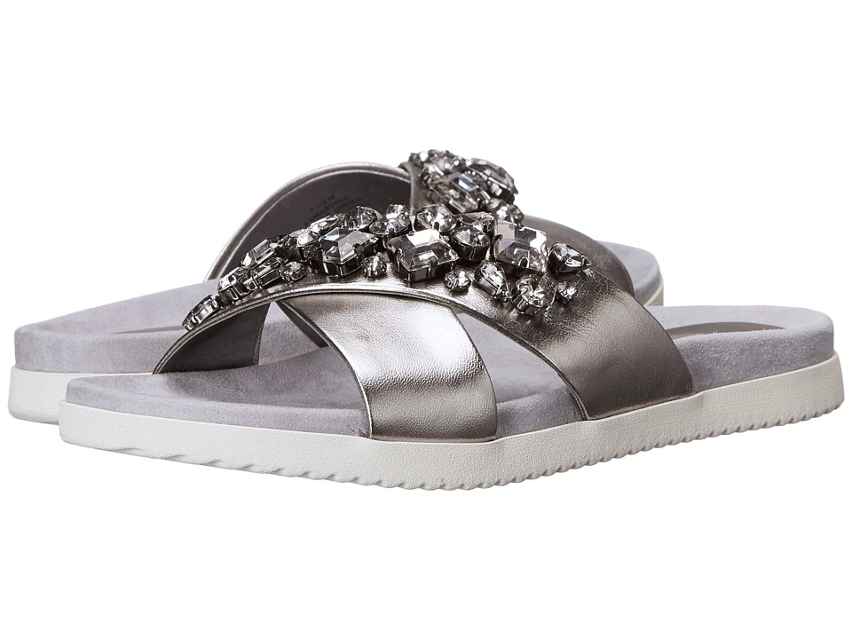 Easy Spirit - Marvina (Dark Silver Leather) Women