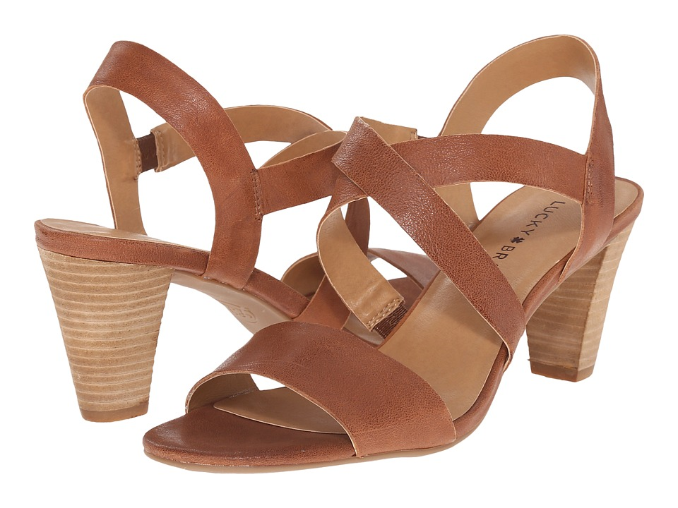 Lucky Brand Pacora (Almond) Women's Shoes