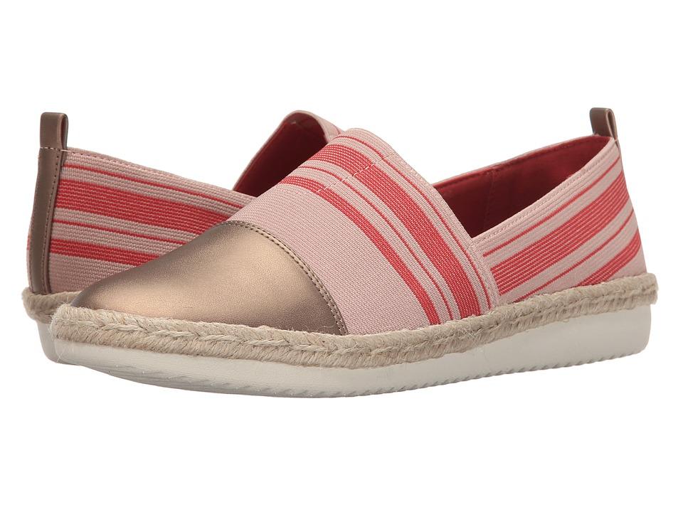 Easy Spirit - Ordell (Light Pink Multi/Light Copper Fabric) Women's Shoes