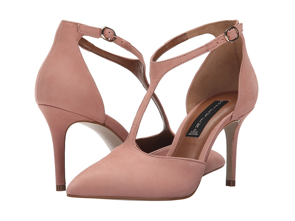 Steven - Saddlerr (Dusty Pink) High Heels