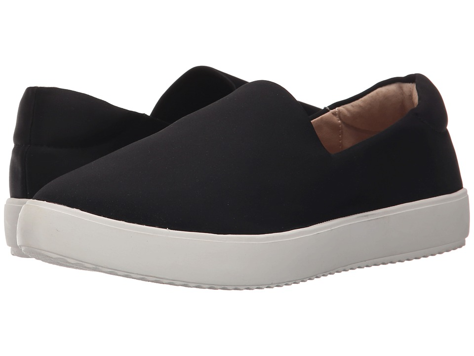 Steven - Boostir (Black) Women's Slip on Shoes