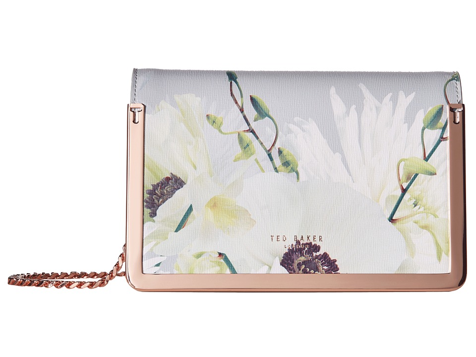 Ted Baker - Tera (Light Grey 1) Cross Body Handbags