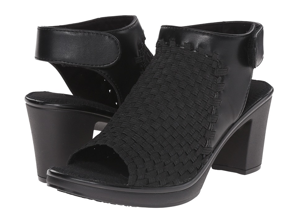 Steven - Ezzme (Black) High Heels