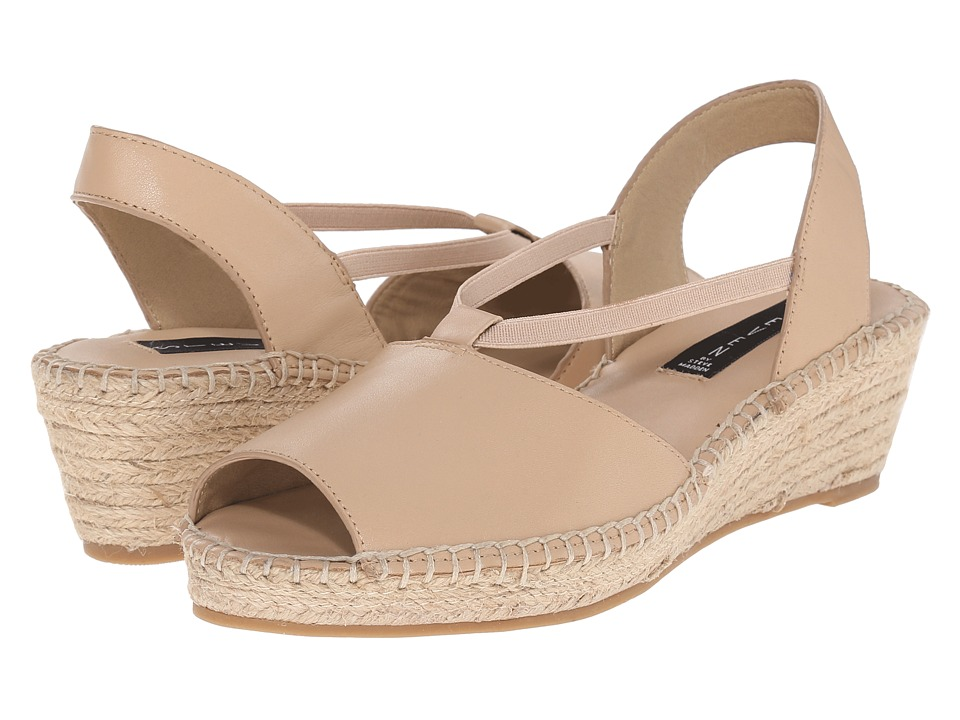 Steven - Izzi (Natural) Women's Wedge Shoes