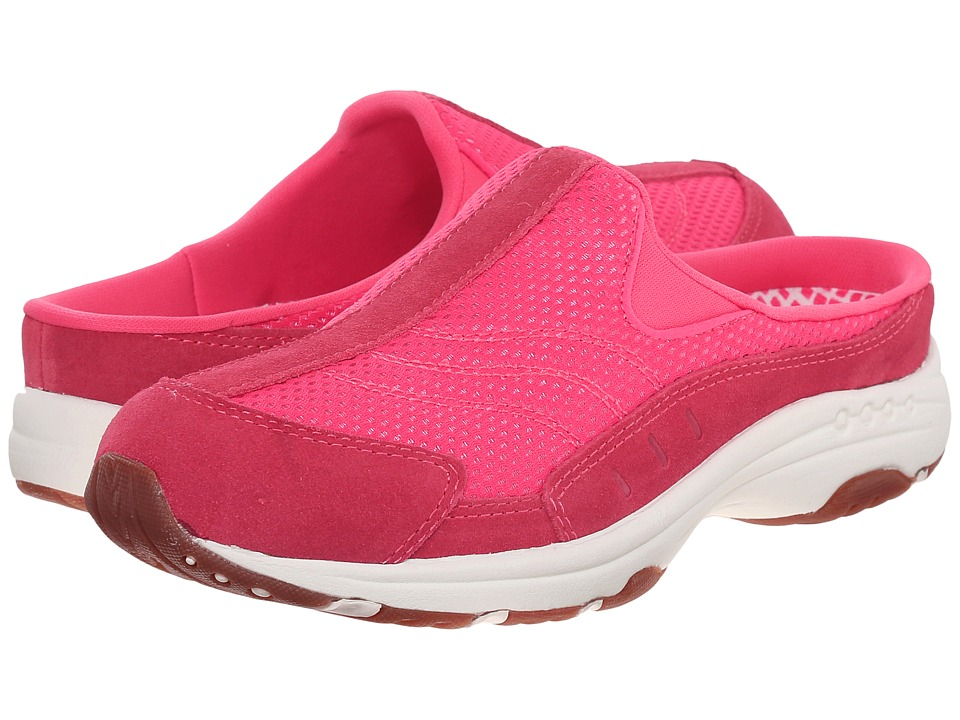 Easy Spirit - Traveltime 197 (Medium Pink/Medium Pink Suede) Women