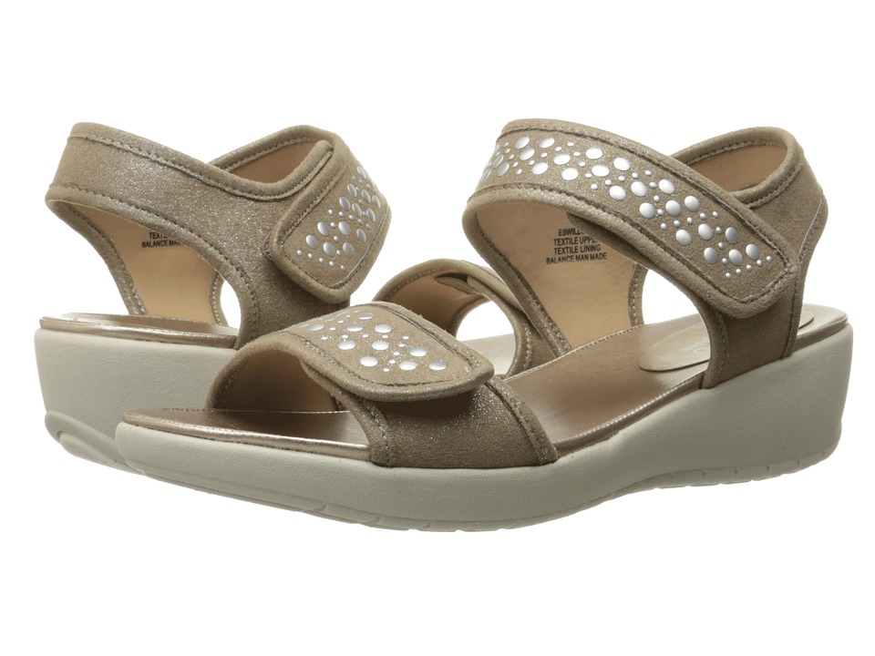 Easy Spirit - Willows 2 (Natural/Natural Fabric) Women