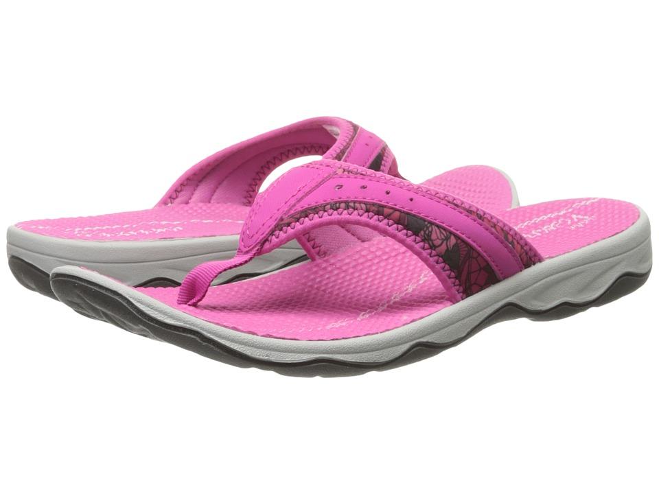 Easy Spirit - Yindaloo 2 (Red Multi/Dark Pink Fabric) Women's Shoes