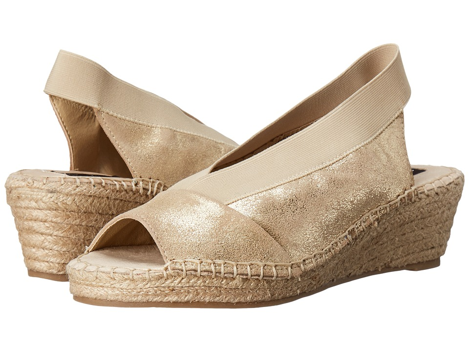Steven Indiggoo (Gold Metallic) Women