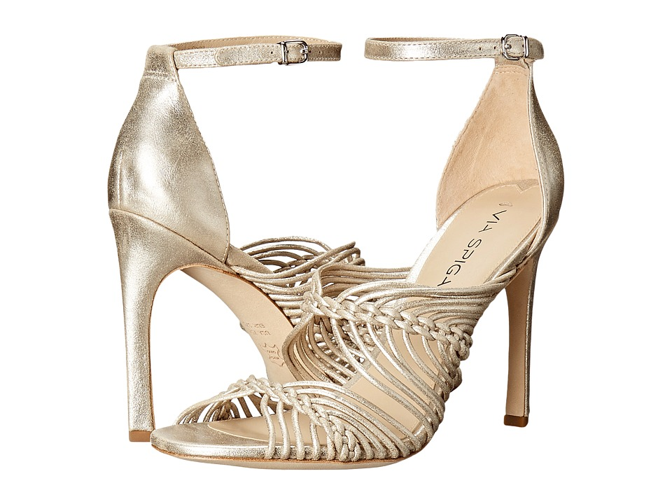 Via Spiga Dorian (Platinum) High Heels
