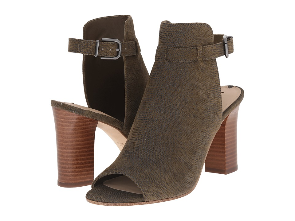 Via Spiga Fabrizie (Olive) High Heels