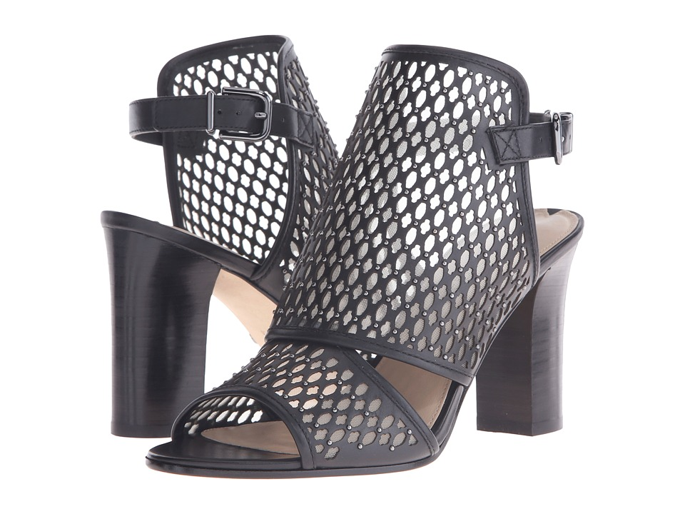 Via Spiga Fleur (Black) High Heels