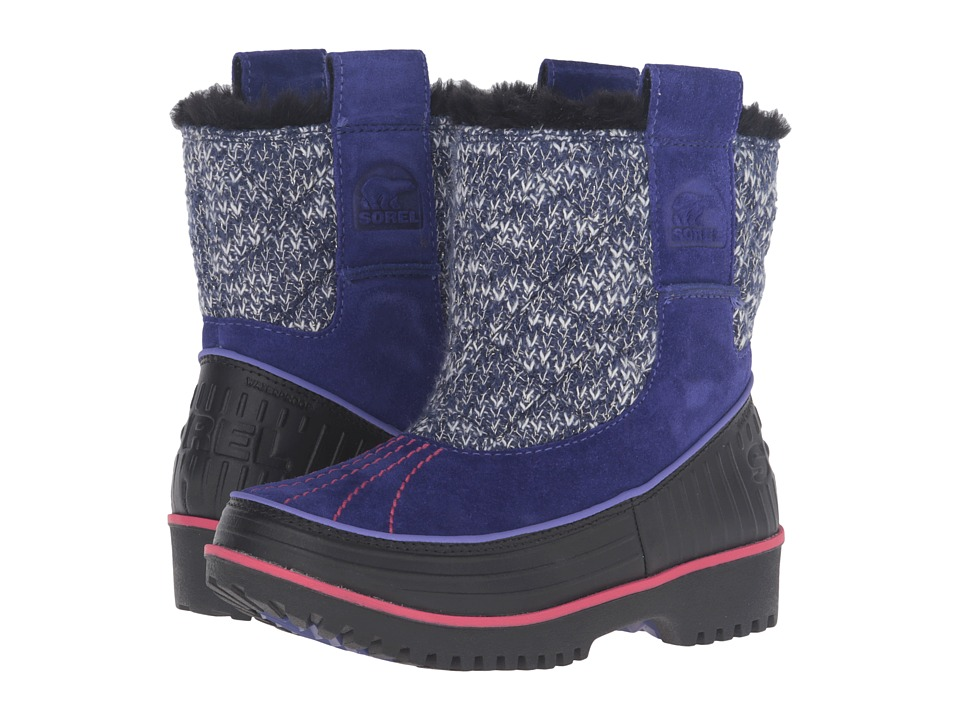 SOREL Kids - Tivoli II Pull-On (Little Kid/Big Kid) (Grape Juice/Afterglow) Girls Shoes