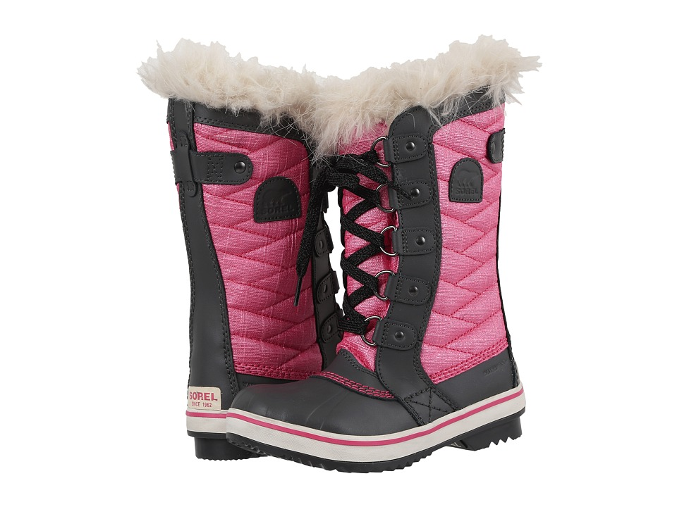 SOREL Kids - Tofino II (Little Kid/Big Kid) (Tropic Pink) Girls Shoes