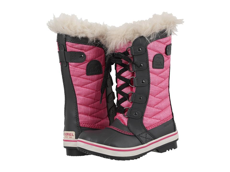 SOREL Kids Tofino II (Little Kid/Big Kid) (Tropic Pink) Girls Shoes