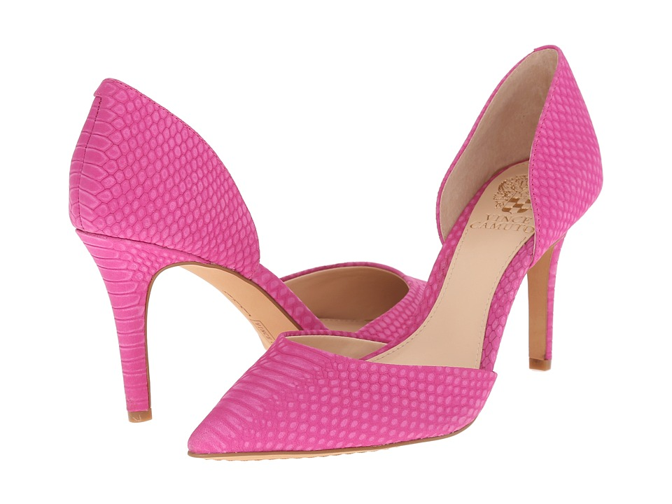 Vince Camuto - Baletts (Pink Orchid) Women's Shoes