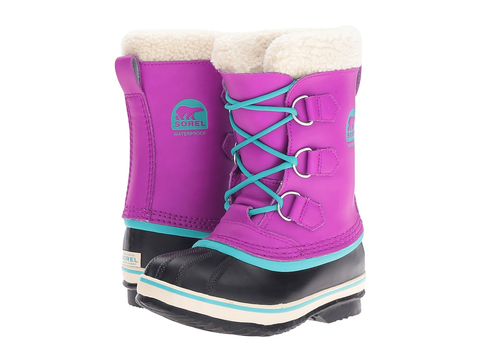 SOREL Kids - Yoot Pac (Toddler/Little Kid/Big Kid) (Bright Plum) Girls Shoes