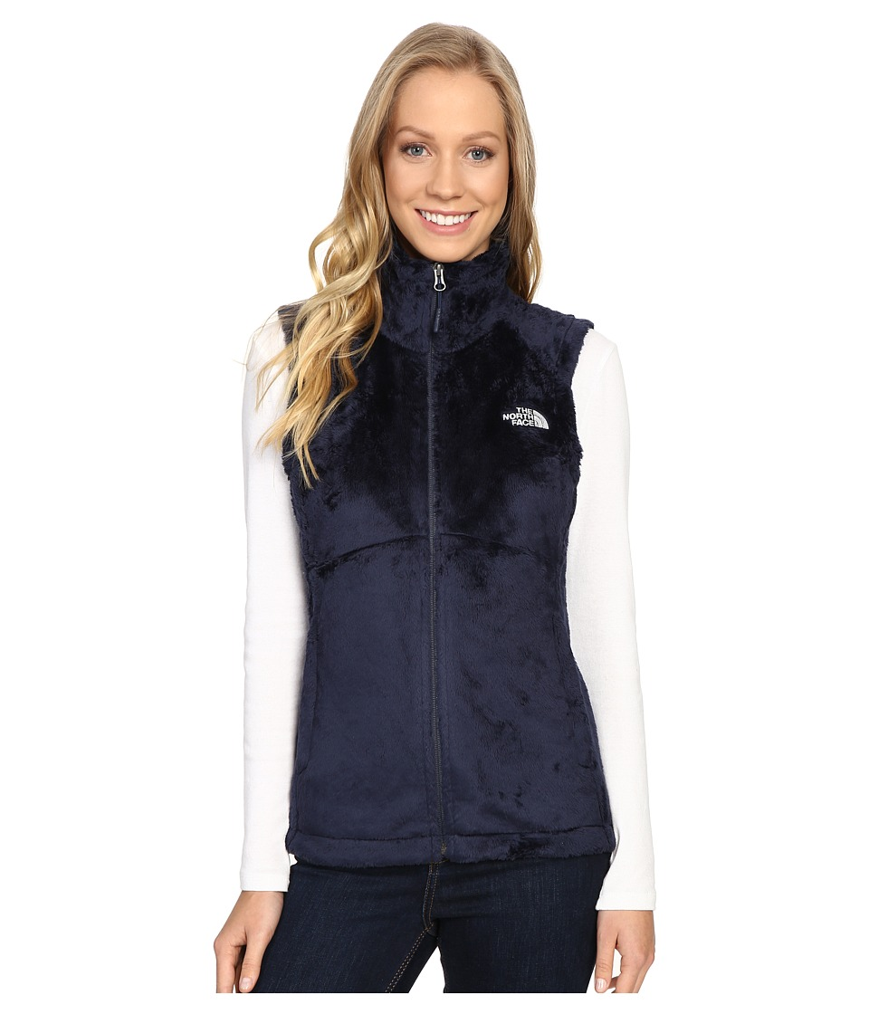 The North Face - Osito Vest (Cosmic Blue) Women's Vest
