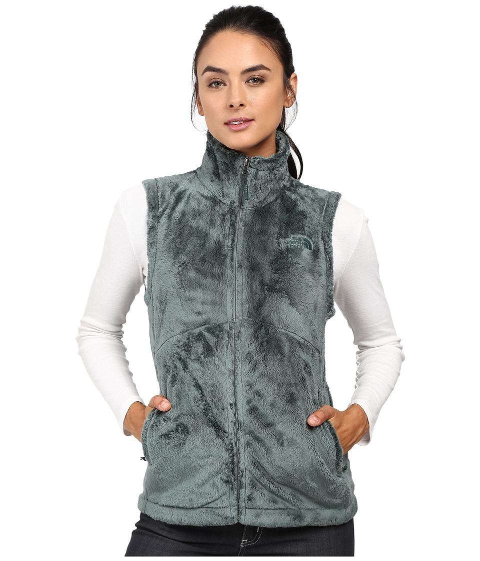 The North Face - Osito Vest (Balsam Green) Women's Vest