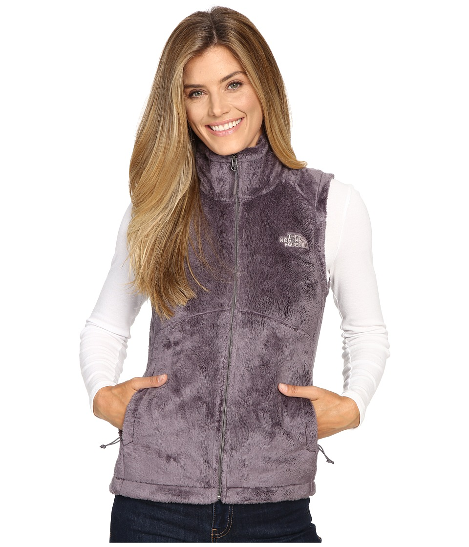 The North Face - Osito Vest (Rabbit Grey) Women's Vest