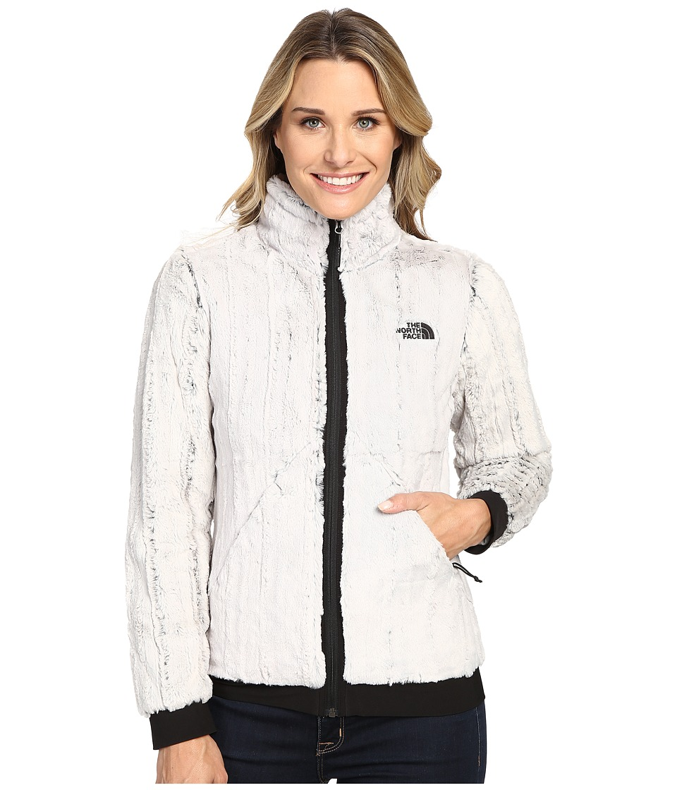 The North Face - Furlander Full Zip Jacket (Lunar Ice Grey/TNF Black) Women's Coat
