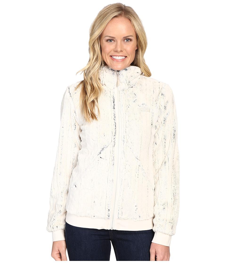 The North Face - Furlander Full Zip Jacket (Vintage White) Women's Coat