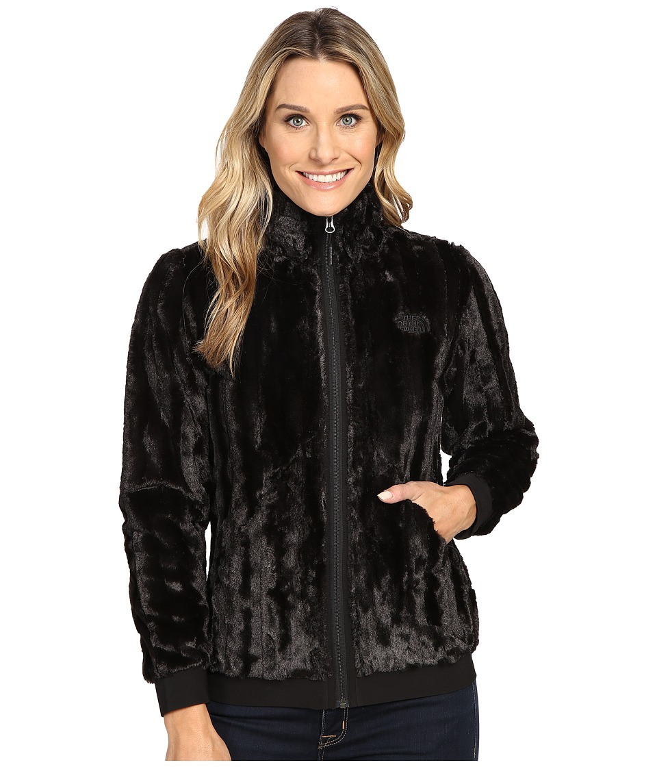 The North Face - Furlander Full Zip Jacket (TNF Black) Women's Coat