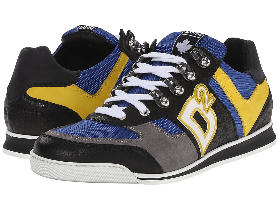 DSQUARED2 - Winner Sneaker II (Blue) Men