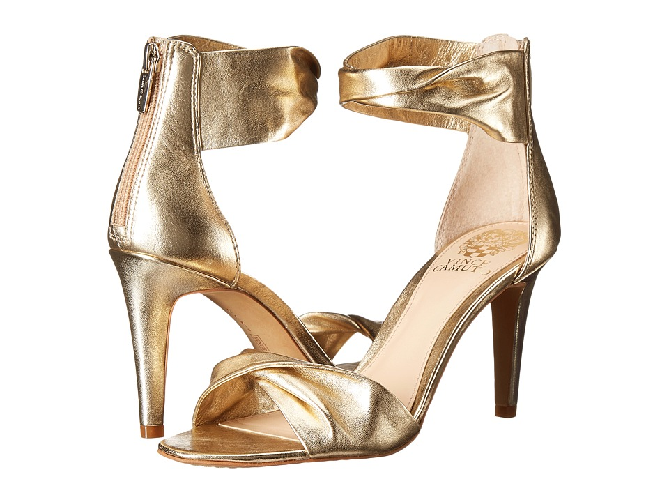 Vince Camuto - Camden (Egyptian Gold) Women's Shoes