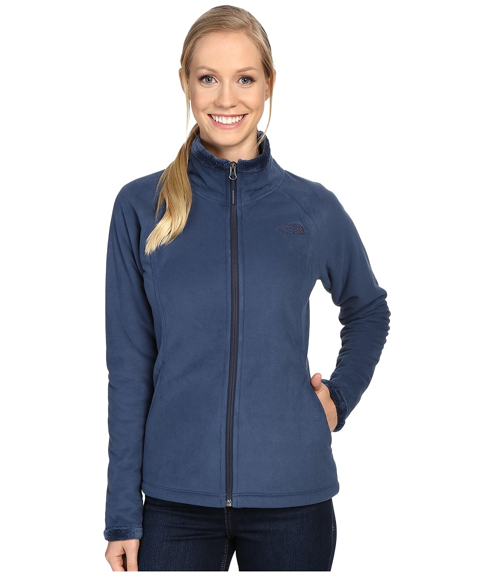 The North Face - Morninglory 2 Jacket (Shady Blue) Women's Coat