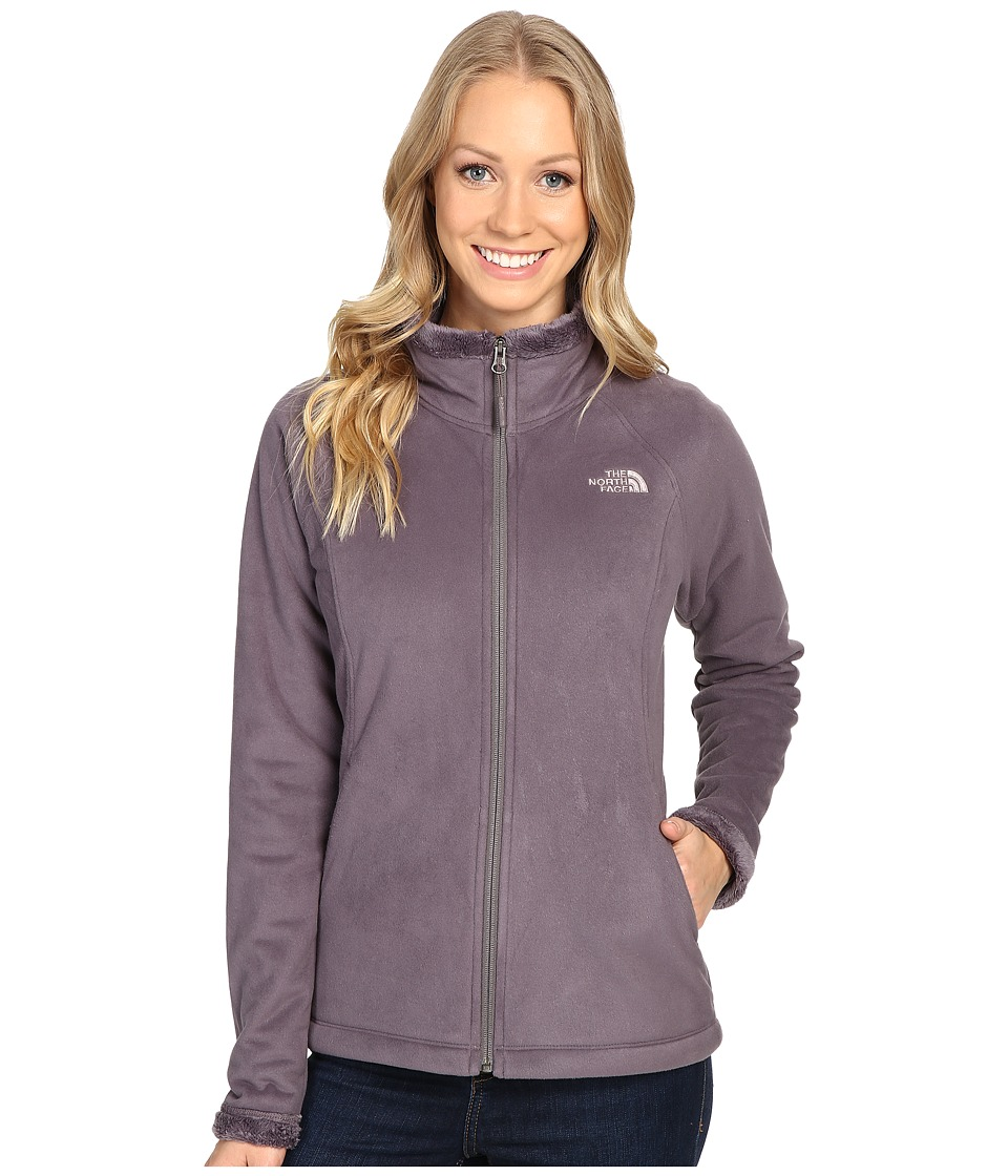 The North Face - Morninglory 2 Jacket (Rabbit Grey) Women's Coat