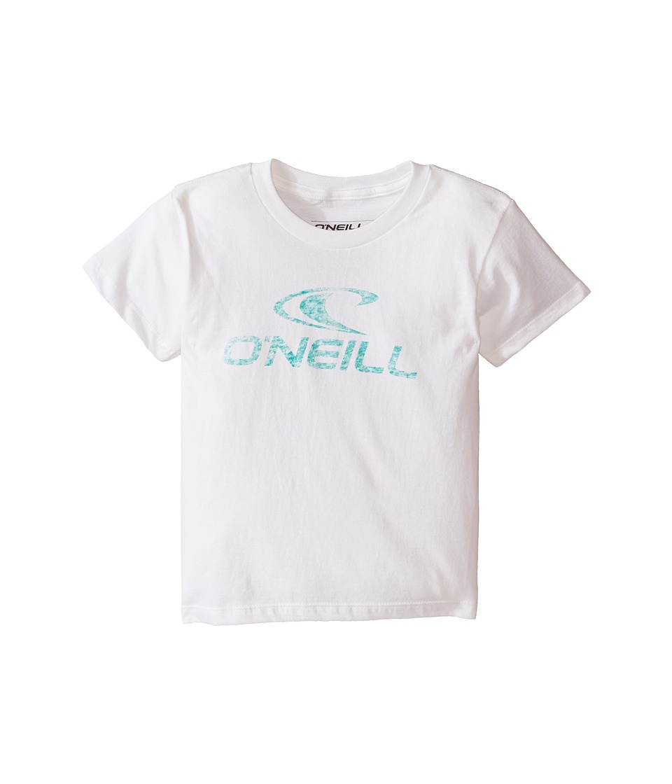 O'Neill Kids - Supreme Tee (Big Kids) (White) Boy's T Shirt