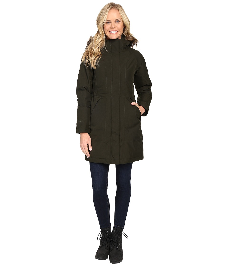 The North Face Arctic Parka (Rosin Green Heather) Women