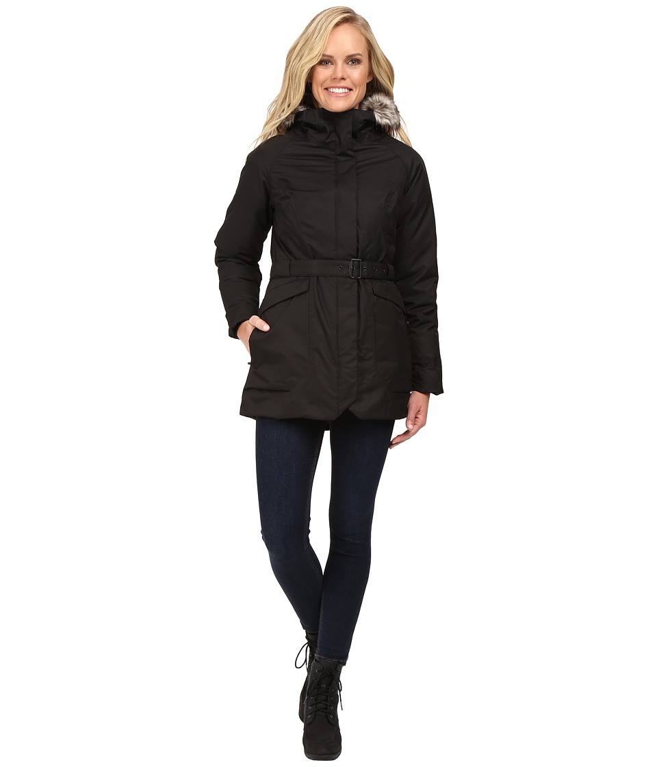 The North Face - Caysen Parka (TNF Black) Women's Coat