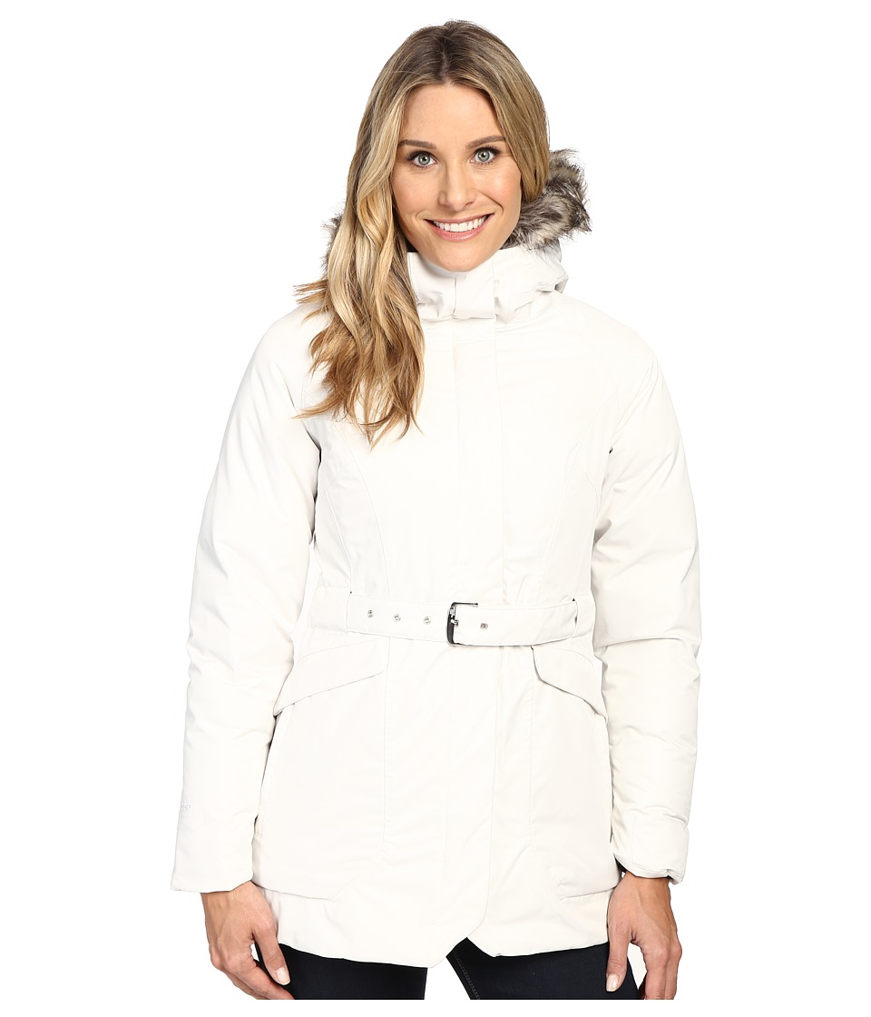 The North Face - Caysen Parka (Vaporous Grey) Women's Coat