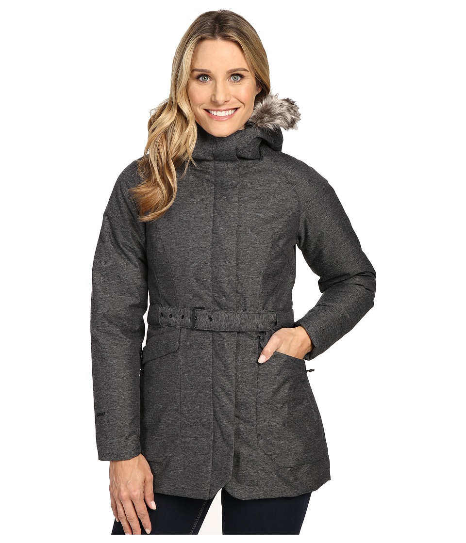 The North Face Caysen Parka (TNF Dark Grey Heather) Women