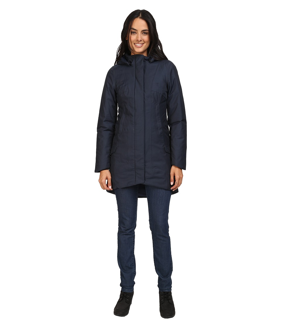 The North Face - Temescal Trench Coat (Urban Navy) Women's Coat
