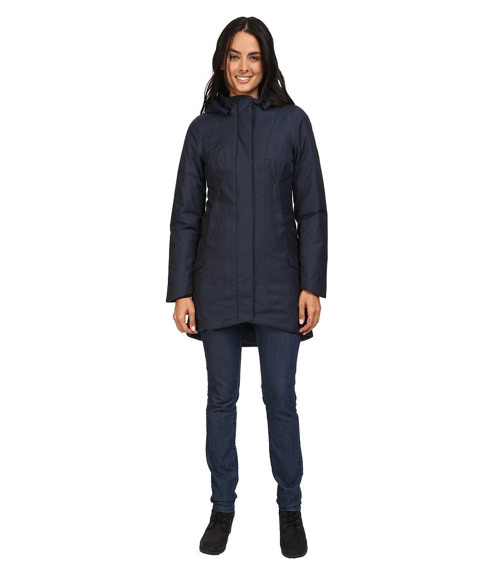 The North Face - Temescal Trench Coat (Urban Navy (Prior Season)) Women's Coat