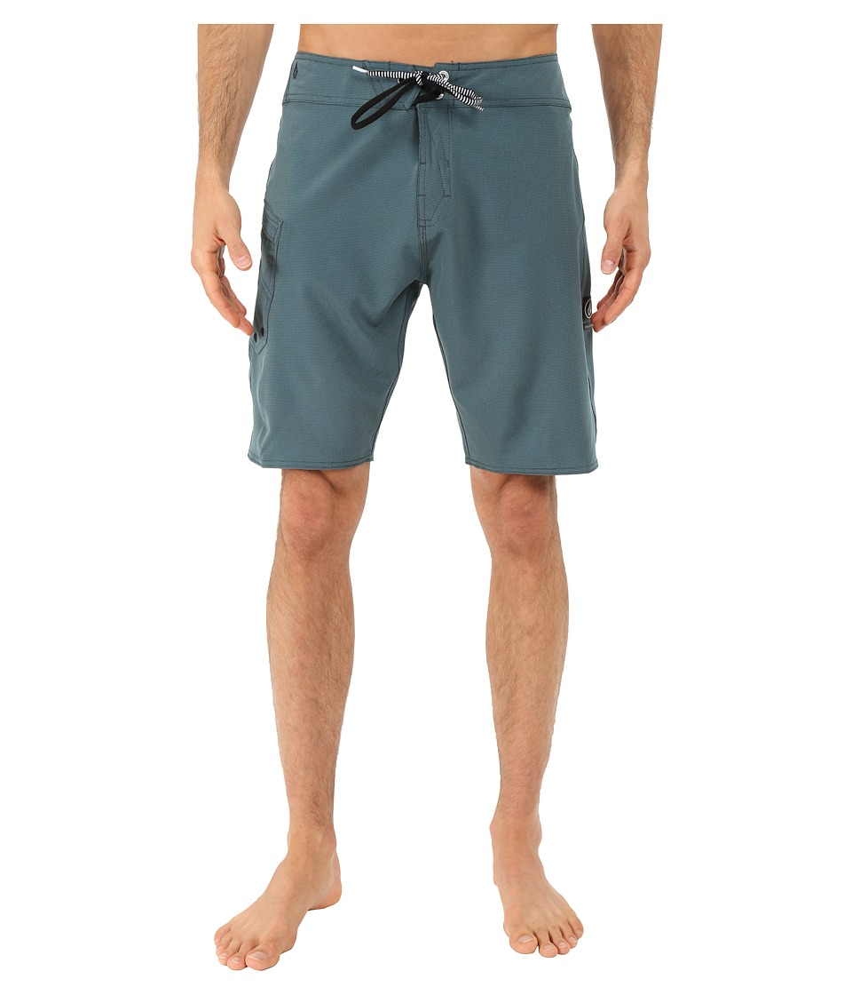 Volcom - Lido Heather Mod 20 Boardshorts (Stealth) Men's Swimwear