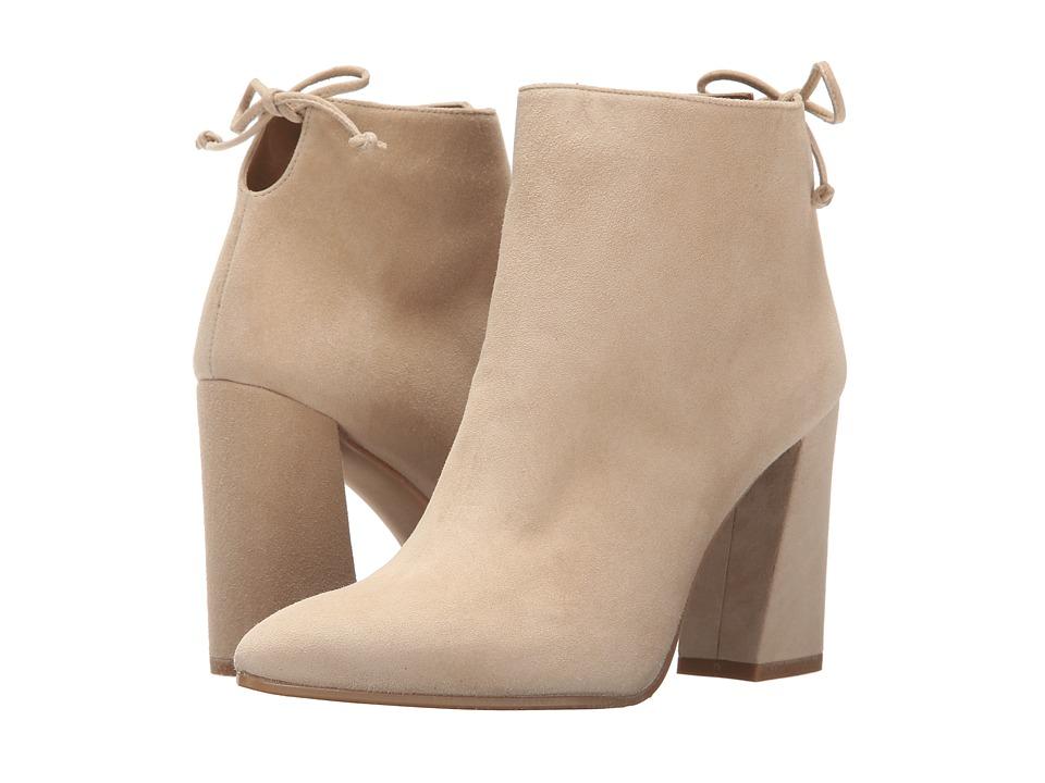 Stuart Weitzman - Grandiose (Buff Suede) Women's Boots