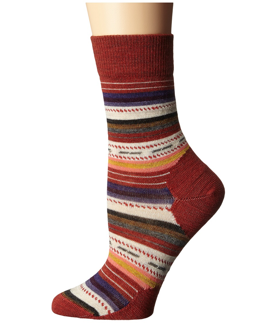 Smartwool - Margarita (Moab Rust Heather) Women's Crew Cut Socks Shoes