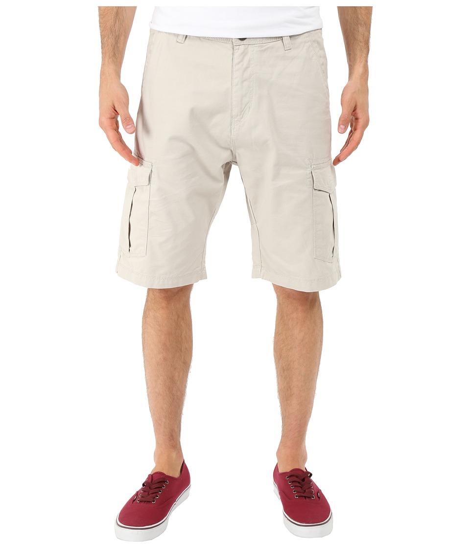 Volcom - Miter Cargo Shorts (Stone) Men's Shorts
