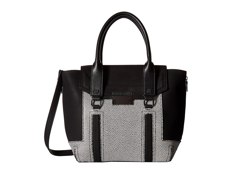 Steve Madden - Bnikko Tote (Black) Satchel Handbags
