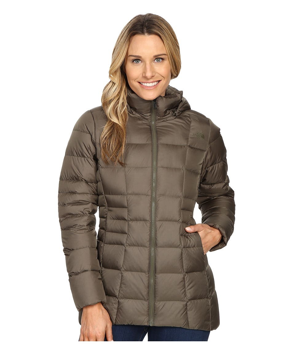 The North Face - Transit Jacket II (Grape Leaf) Women's Coat