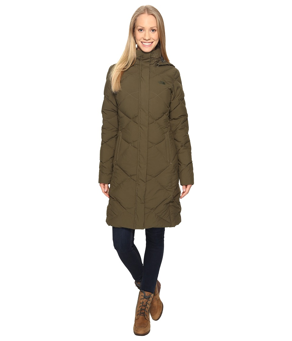 The North Face - Miss Metro Parka (Grape Leaf (Prior Season)) Women's Coat
