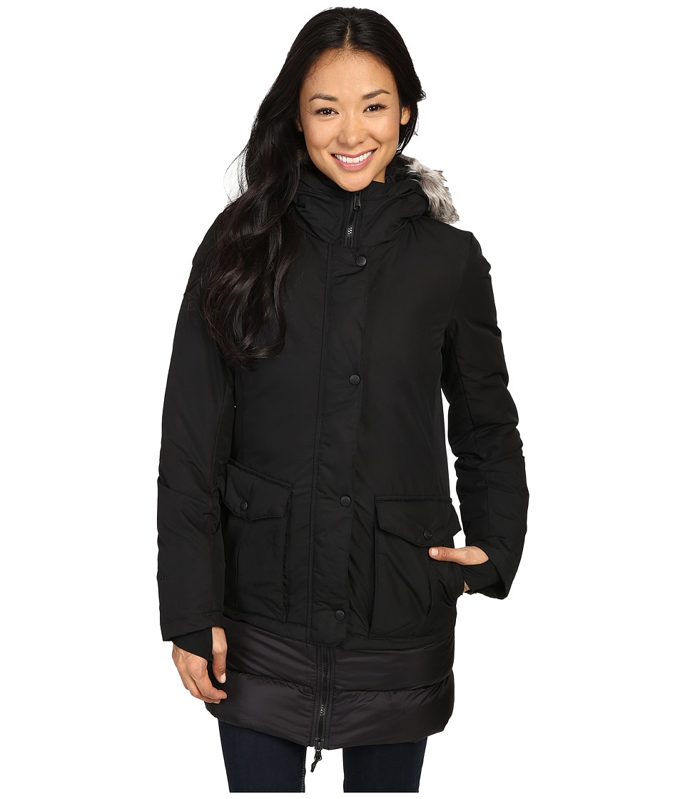 The North Face - Tuvu Parka (TNF Black) Women's Coat